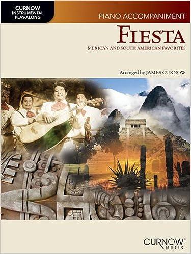 mexican fiesta music through the piano