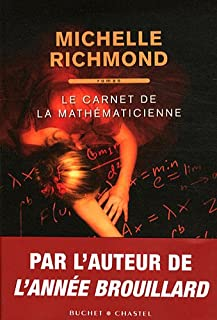 Le carnet de la mathématicienne : roman, Richmond, Michelle