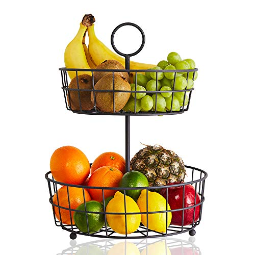 tiered fruit bowl - 5
