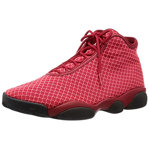 Nike Jordan Men's Jordan Horizon Basketball Shoe (10.5 D(M) US, Gym  Red/White/Infrared)