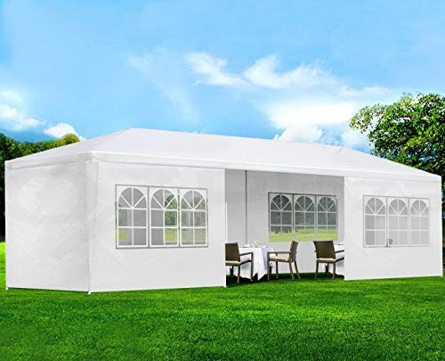 R Rothania 10'x30' Party Wedding Outdoor Patio Marquee