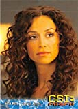 Yelina Salas is Sofia Milos trading card CSI Miami 2004#72