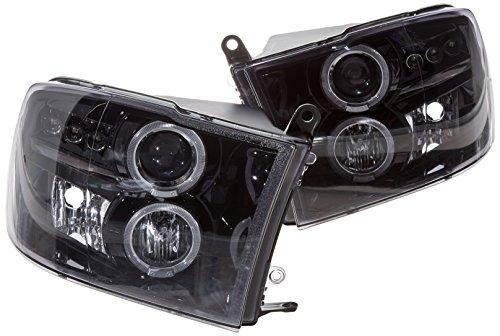 Spec D Tuning 2LHP RAM09G TM Projector Headlights