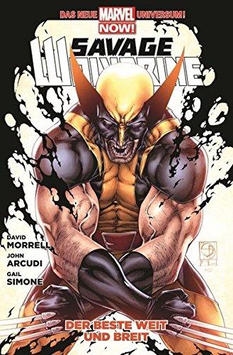Savage Wolverine: Bd. 4: Der Beste weit und breit