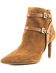 MICHAEL Michael Kors Womens Fawn Ankle Pointed Toe Ankle Fashion Boots
