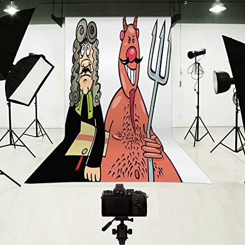 Devils Advocate Photo Studio Background,179732 for Photo Video okjeff204,Flannelette :10ft x 20ft