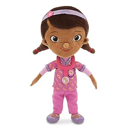 Amazon.com: Disney – Doc McStuffins Plush Doll – Scrubs ...