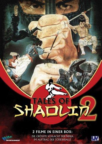 Tales of Shaolin - Box Edition 2 [Alemania] [DVD]: Amazon.es ...