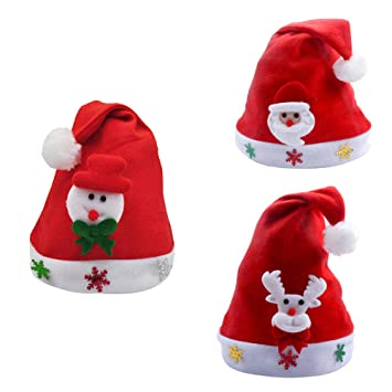 Amazon Com Christmas Decoration Hot Sale Kacowpper 3pc Kids