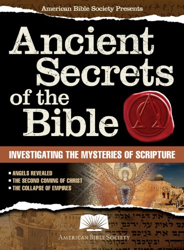 American Bible Society Ancient Secrets of the Bible -  Paperback