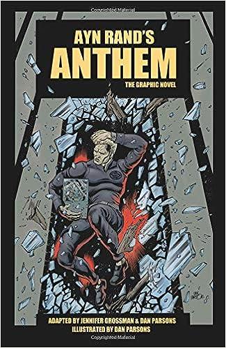 Amazon.com: ANTHEM: The Graphic Novel (9781732603707): Grossman, Jennifer, Parsons, Daniel, Parsons, Daniel: Books
