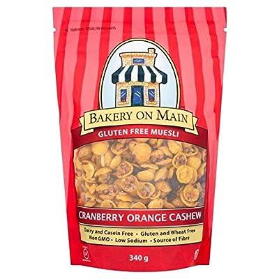 BAKERY ON MAIN Cranberry Orange Cashew Granola, 12 OZ