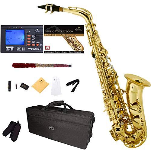 Mendini by Cecilio E Flat Alto Saxophone