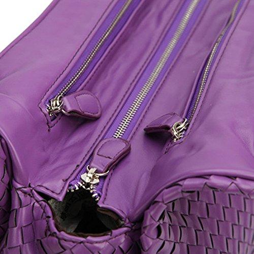 De Sacs Otomoll Bags Pour À Premium À Sac Main Bandoulière De À Main Faux Cuir Tissé Black Mouton Tote Femme Sac Nouveaux L'Arrivée La En qPqCpnxUw