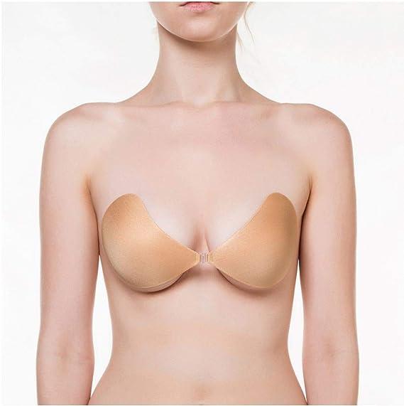 a8cd85331e6 NuBra SE558 Seamless U Adhesive Bra with Demi Cups  Amazon.co.uk  Clothing
