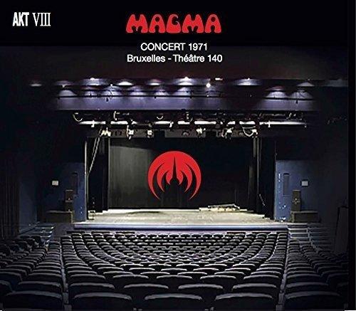 Magma - Concert 1971: Theatre 140 Bruxelles