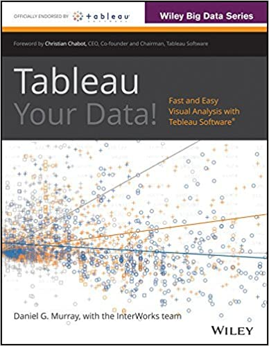 Tableau Your Data! : Fast and Easy Visual Analysis with Tableau Software by Daniel G. Murray (2014-07-31)