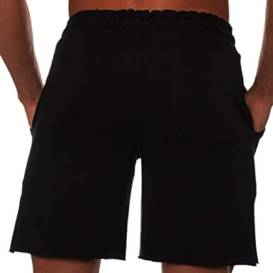 Pantalón Deportivo De Ning para Hombre Cortos Festival Pantalones ...