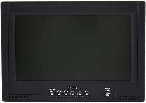 TV Car Monitor con 9.0 Pulgadas de Pantalla, Tarjeta/USB, con ...