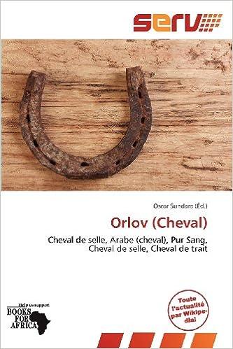 Livre gratuits Orlov (Cheval) pdf epub