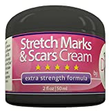 Stretch Mark and Scar Removal Cream by DIVA Fit & Sexy - Made with...