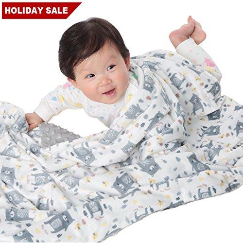 Boy Stroller Blanket - 4
