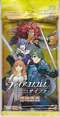 """1pack Booster Pack B05/""""Beyond Aomori/"""" TCG Fire Emblem 0 10 cards in Cipher"""