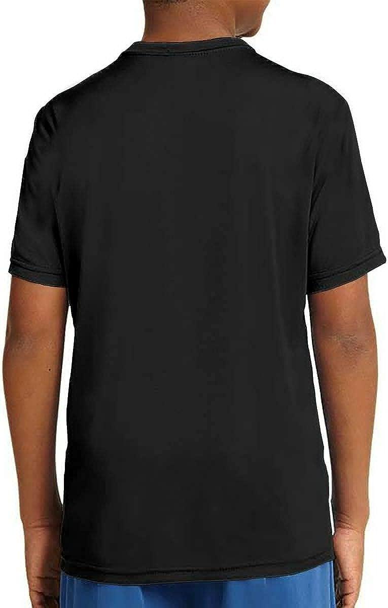Viking Warrior Boys Uniform Short Sleeve Fashion Crewneck Classic T-Shirt