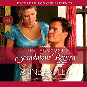 The Viscount's Scandalous Return Audiobook