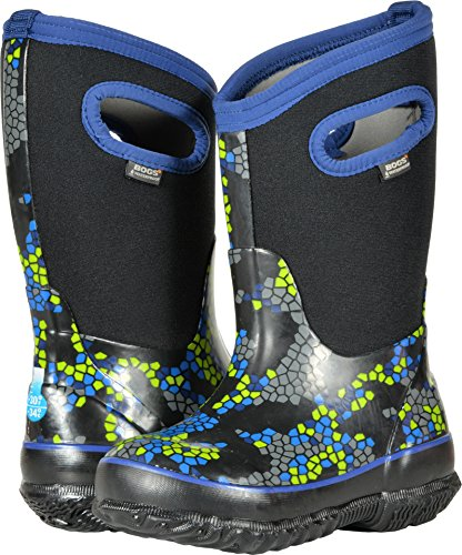 Bogs Children's Classic High Waterproof Winter Boot Black 1...