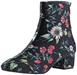 Best Betsey Johnson Ankle Boots - Betsey Johnson Women's Talia Ankle Bootie, Black Floral Review