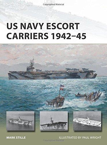 US Navy Escort Carriers 1942–45 (New Vanguard)