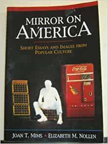 mirror on america essays and images from popular culture 5th edition Gbv mirror on america - 5th edition - textbookscom mirror on america 5th edition pdf download mirror on america: short essays and images from popular mirror on.