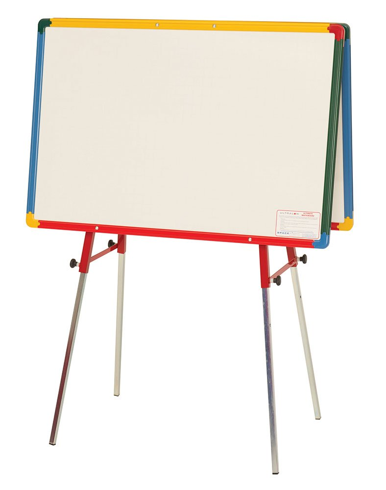 Spaceright Europe 3513 Little Rainbows Magnetic Twin Junior Writing Board Easel by Spaceright Europe