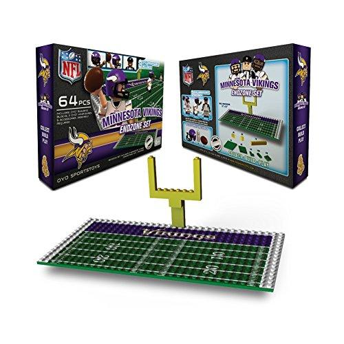 NFL Minnesota Vikings Endzone Toy