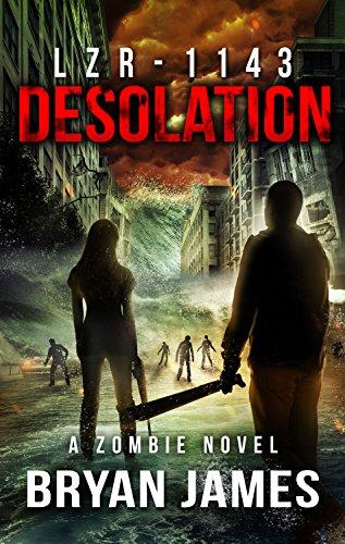 LZR-1143: Desolation by [James, Bryan]