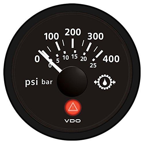 (VDO A2C53417222-S Oil Pressure Gauge)
