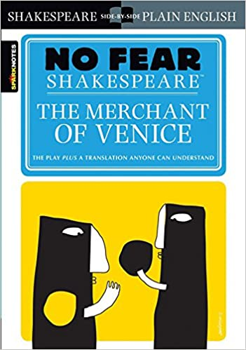 Buy No Fear Shakespeare  The Merchant of Venice Book Online at Low ... a02b40327