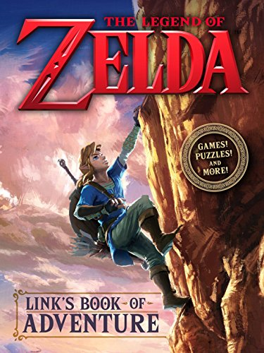 Link's Book of Adventure (Nintendo) (The Legend of Zelda) -