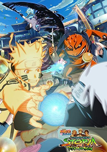 Naruto Shippuden: Ultimate Ninja Storm Revolution Poster by ...
