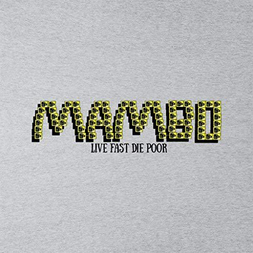 Die Fast Women's Poor Live Vest Heather Mambo Grey vzTqZE