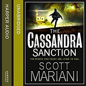 The Cassandra Sanction: Ben Hope, Book 12 Audiobook