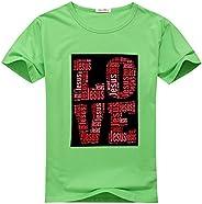 Raffaella Jesus T-shirts Mens Printing Pattern