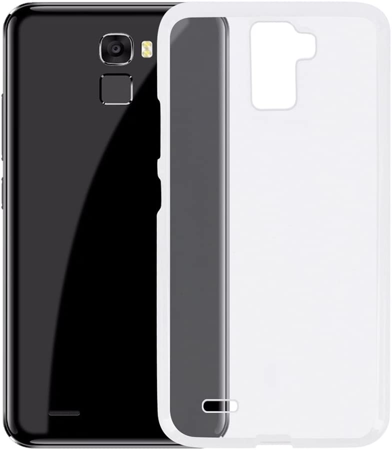 T&R Oukitel K5000 Funda, Transparente TPU Silicona Cover Case Protictive Carcasa Funda para Oukitel K5000 Smartphone: Amazon.es: Electrónica
