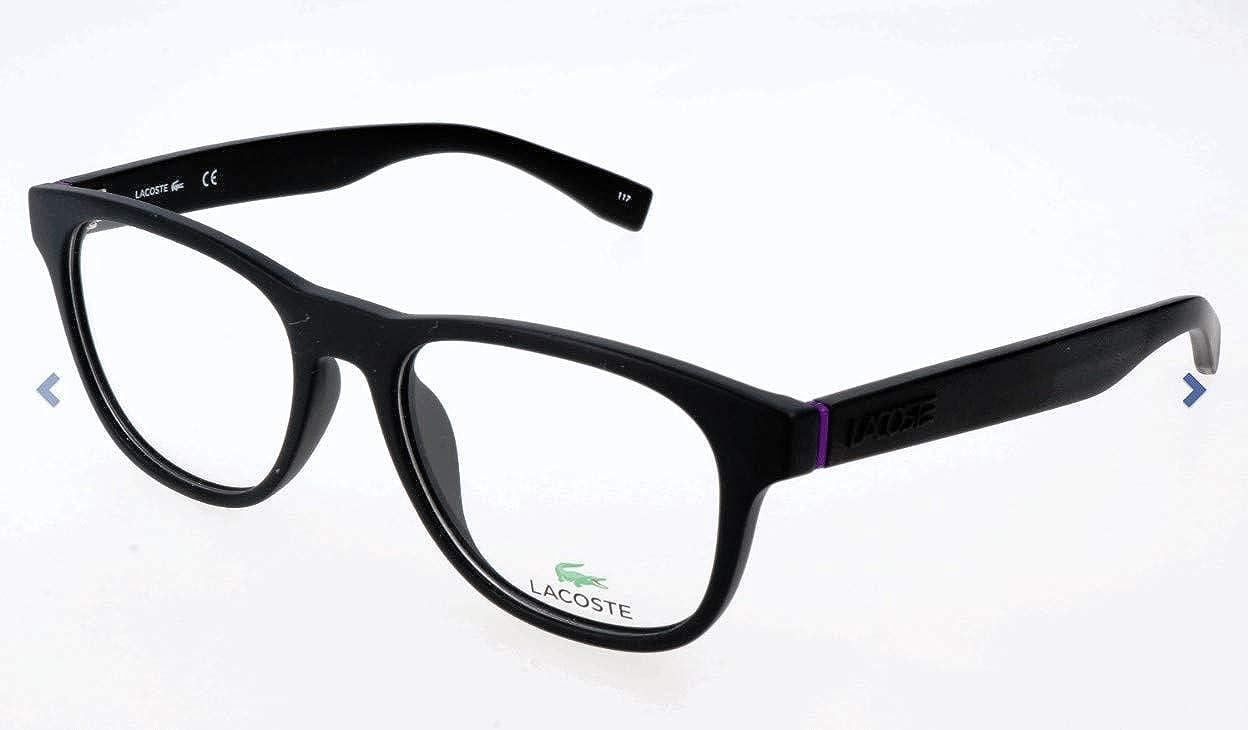 89abb2d6c550 Amazon.com  Eyeglasses LACOSTE L 2795 001 MATTE BLACK  Clothing