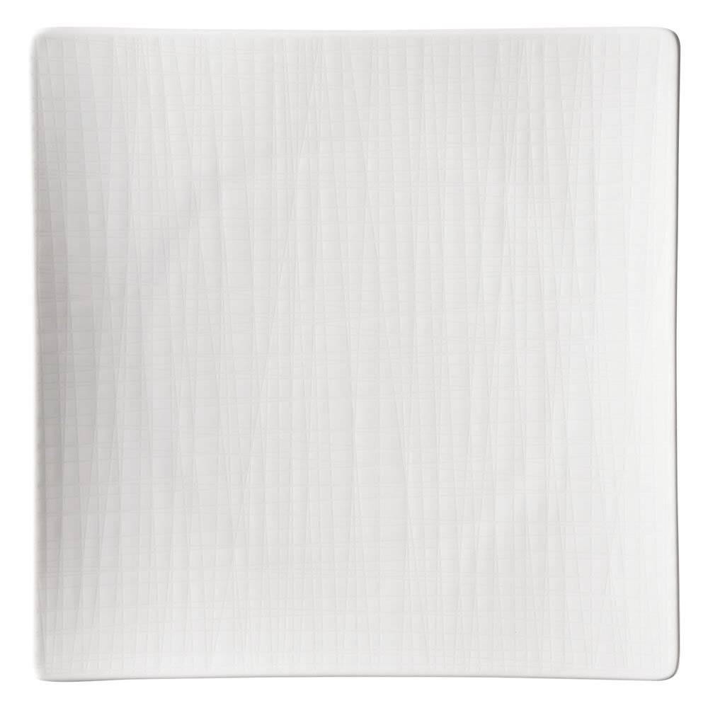 Rosenthal 11770/10430-800001-14430/10351/Mesh Plate Deep 8-1//4/Inches White