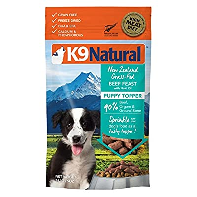 K9 Natural Grain-Free Freeze Dried Puppy Food