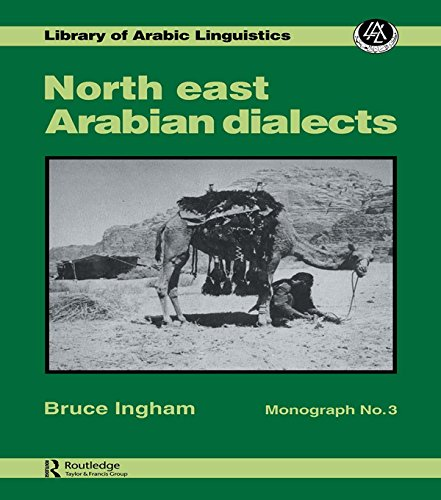 Download North East Arabian Dialects Mono Pdf