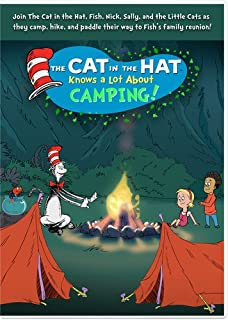 The Cat In Hat Knows A Lot About Camping