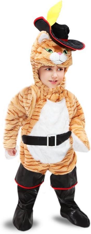 Disfraz Carnaval gato con gli Botas Vestido Disfraz de Pegasus ...